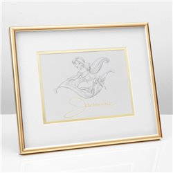 Classic Collection Framed Print - Jasmine