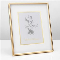 Classic Collection Framed Print - Minnie Mouse