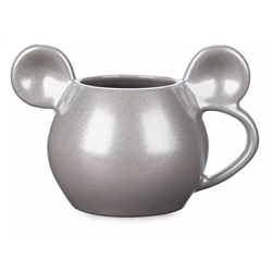 Mok oren grijs - Mickey