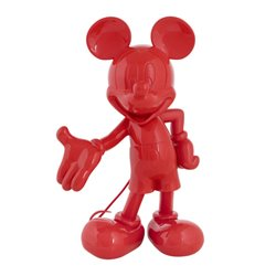 Welcome Red Glossy - Mickey