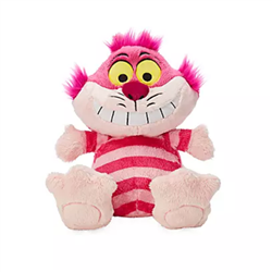 DisneyStore Plush Big Feet - Cheshire