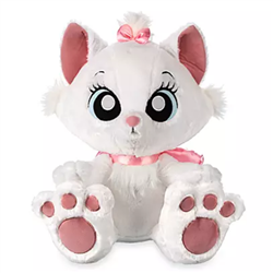 DisneyStore Plush Big Feet Large - Marie