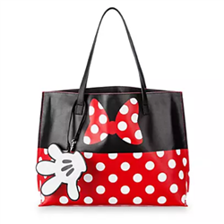 Reversible Tote Bag - Mickey & Minnie