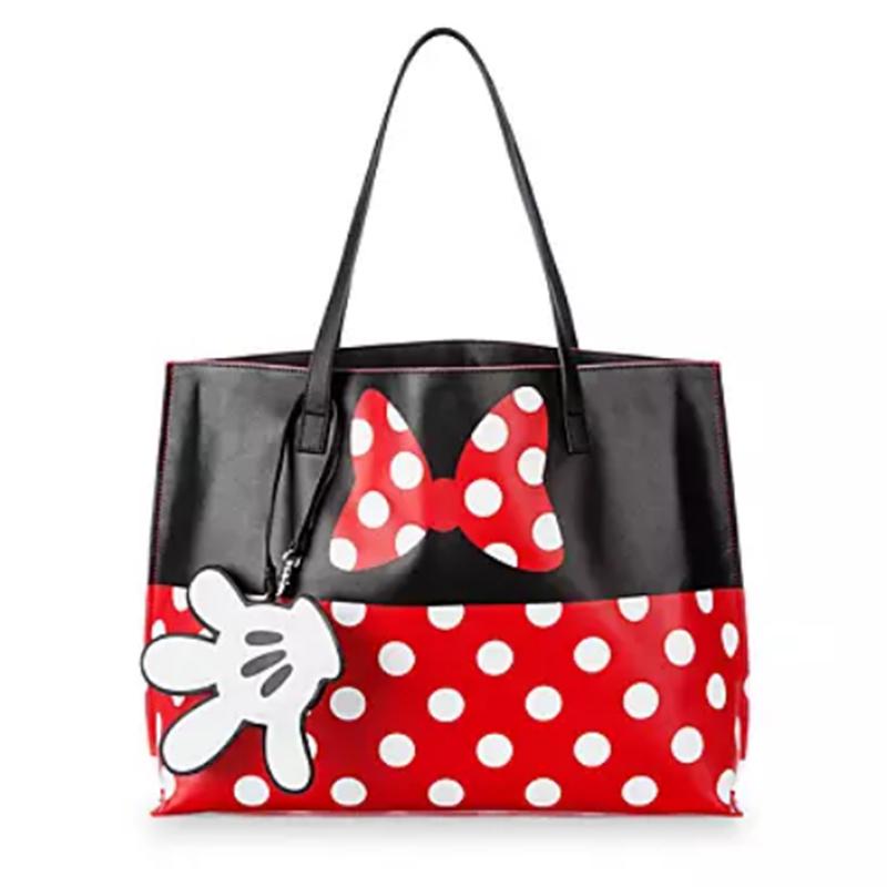 Reversible Tote Bag - Mickey & Minnie