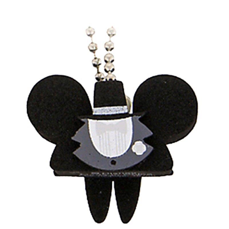 Foam Charm Hat - Mickey