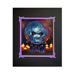 Prints By Jasmine Becket- Griffith - Madam Leota