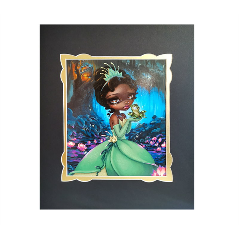 Prints By Jasmine Becket- Griffith - Tiana