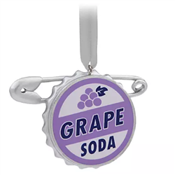 9030 3D Ornament Grape Soda - Up