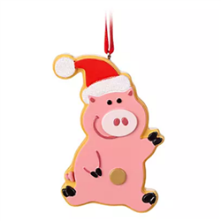 9031 3D Ornament Cookie - Hamm