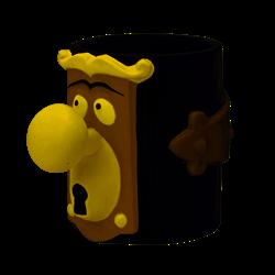 3D Mug - Doorknob