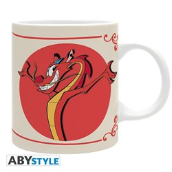 Mok Your Worst Nightmare - Mushu