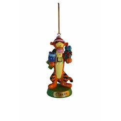 9046 Nutcracker with Gifts Ornament - Tigger