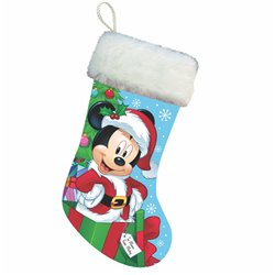 Luxe Kerstsok - Mickey