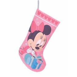 Kerstsok 1st Kerst - Minnie