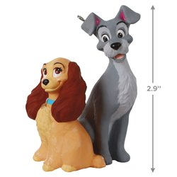 9106 65th Anniversary - Lady and the Tramp