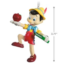 9110 Off to School - Pinocchio