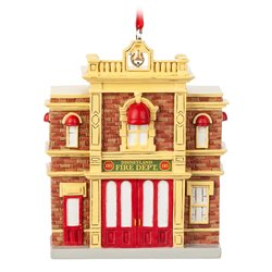 9127 Mainstreet USA - Firehouse