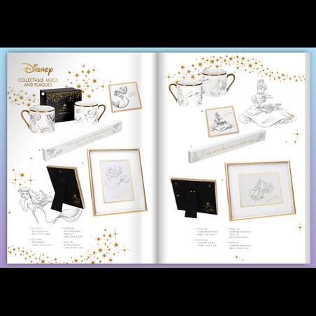 Disney Quote Desk Plaque - Cinderella