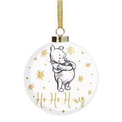 Collectible Luxury Ceramic Bauble - Pooh