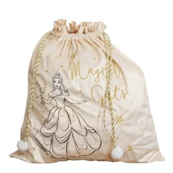 Cream & Gold Gift Sack - Belle
