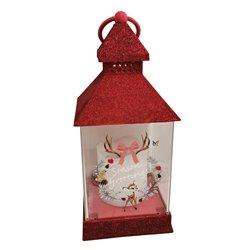 Enchanted Forest LED Candle Lantern - Bambi