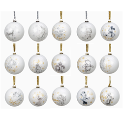 Set of 15 Collectible Bauble