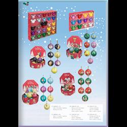 7 Shatterproof Ornaments - Princess