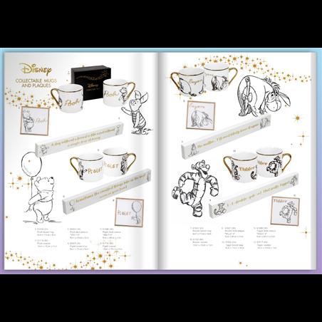 Collectible Luxury Ceramic Bauble - Eeyore