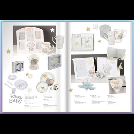 Magical Beginnings 5 Piece Melamine Crockery Set - Disney Classics