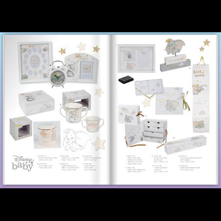 Magical Beginnings Paperwrap Keepsake Box - Dumbo