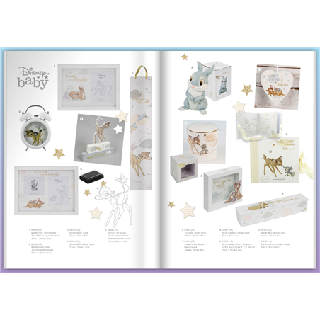 "Magical Beginnings Frame 4"" x 3"" - Bambi"