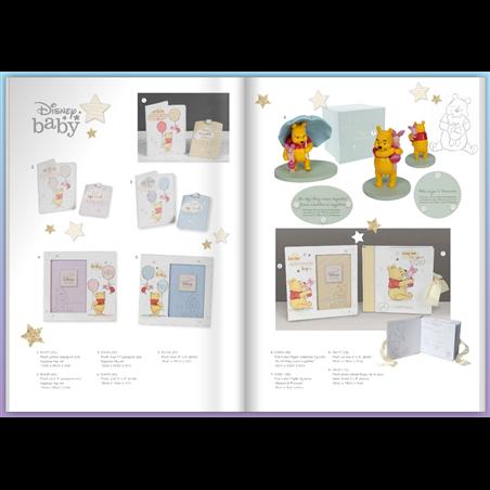 Magical Beginnings Frame - Pooh & Piglet
