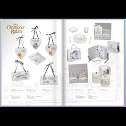 Magical Beginnings Plaque Christopher Robin - Eeyore