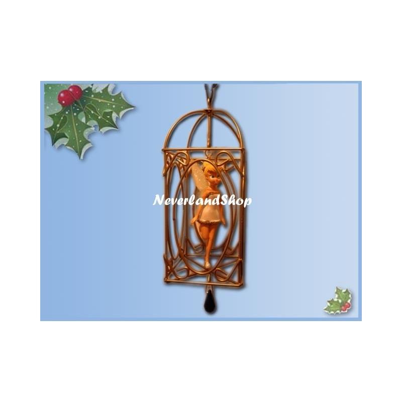 8185 3D Dangle Ornament - In Kooi - Tinker Bell