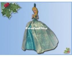 8190 3D Dangle Ornament X-Mas Gown - Frozen - Elsa