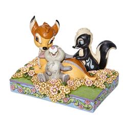 Childhood Friends - Bambi, Thumper & Flower