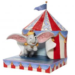 Over the Big Top - Dumbo & Timothy