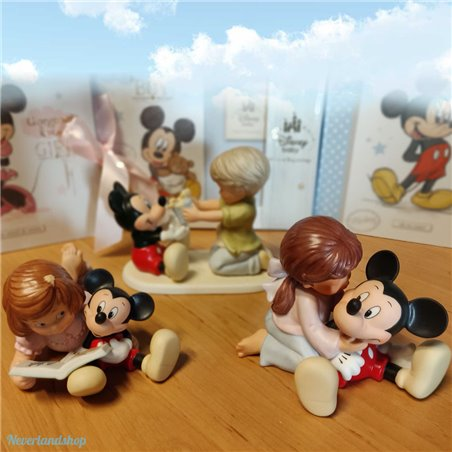 Lets read about us - Mickey