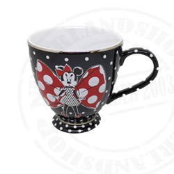 Footed Mug Dessine a Paris - Minnie
