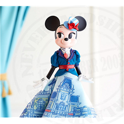 Limited Edition Main Street  - Minnie