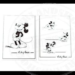 Sketchy Theedoeken - Mickey