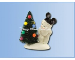 Snowbabies - The Christmas Mouse - Mickey