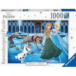Puzzel 1000 Stuks - Frozen