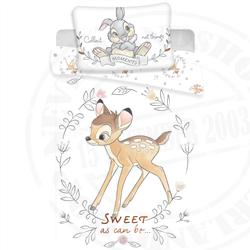 Sweet Baby Dekbedovertrek - Bambi & Thumper