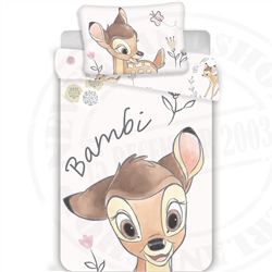Baby Dekbedovertrek - Bambi