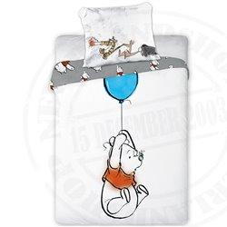 Ballon Baby Dekbedovertrek - Pooh