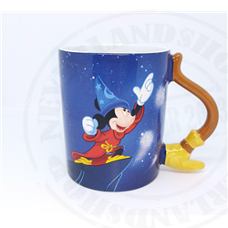 NeverlandShop:Mug Broom - Sorcerer
