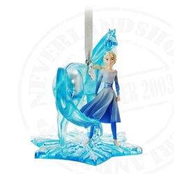 9186 Sketchbook Ornament - Elsa