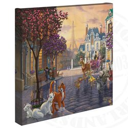 Thomas Kinkade - Aristocats
