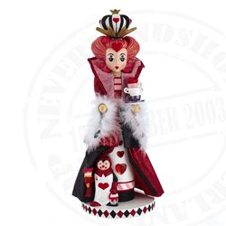 Nutcracker - Queen of Hearts